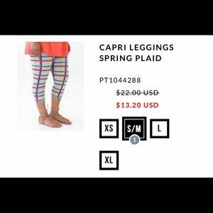 Capri Adult Leggings